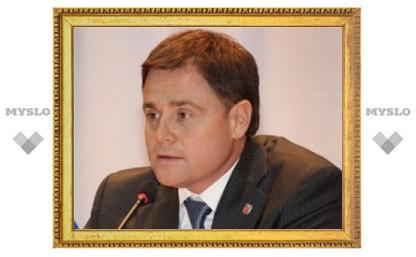 Губернатор Тульской области предложил объединить Воловский и Тепло-Огаревский районы