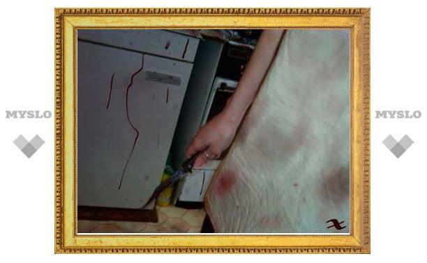 Гаишники оштрафовали туляка, и поэтому он пырнул знакомую ножом