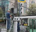На Красноармейском проспекте в Туле меняют светофоры