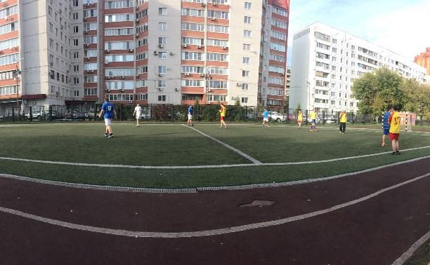 Туляков приглашают в Дворовую футбольную лигу