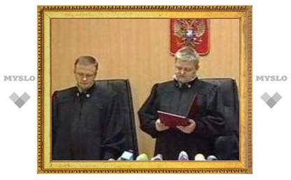 Убийцы тульского бизнесмена получили 44 года тюрьмы