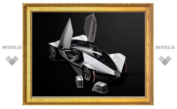 """""""Воздушный"""" Cadillac и тряпичный smart победили в дизайнерском конкурсе"""
