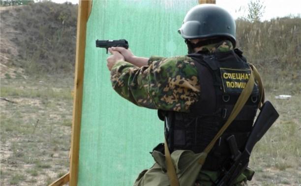 Тульские стрелки отличились в Калужской области
