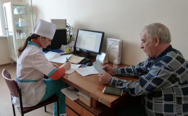 Во время диспансеризации у 141 жителя Тульской области выявили онкологию