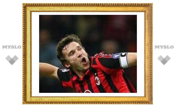 Андрей Шевченко: я возвращаюсь в Милан