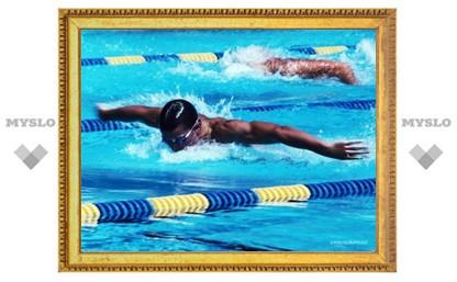 Тульские пловцы завоевали четыре золота