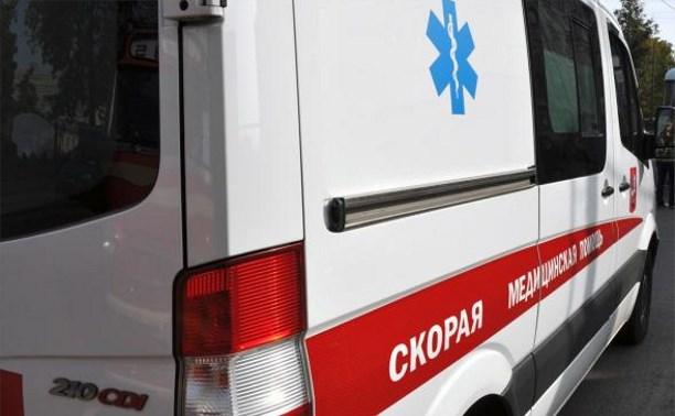 В Щёкино водитель сбил 10-летнюю девочку и скрылся с места ДТП