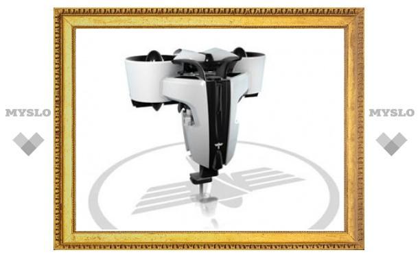 """""""Летающий ранец"""" появится в продаже в 2012 году"""
