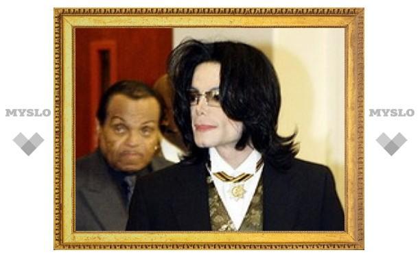 Майкл Джексон перенес первые концерты в Лондоне