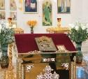 В Свято-Никольском соборе в Епифани появилась икона «Троеручица»