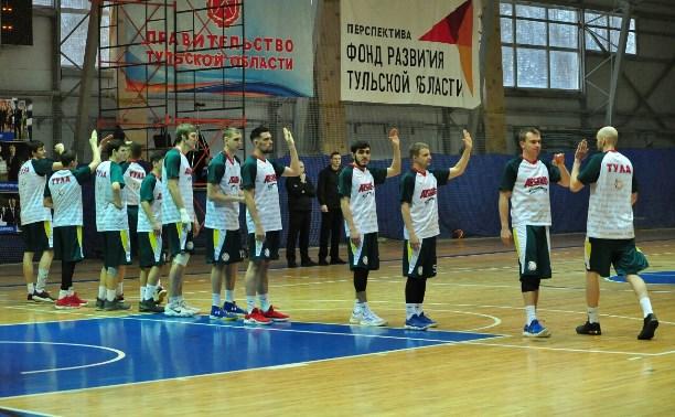 БК «Арсенал» обыграл БК «Динамо-МГТУ» в Туле