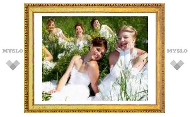 Впервые! Парад невест в Туле!