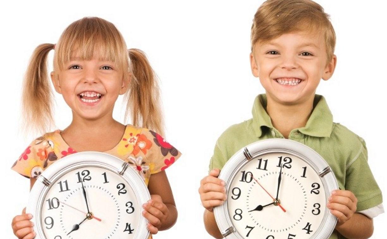 Психологи выяснили, почему детям нужен строгий режим дня