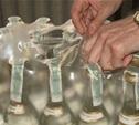 Сосед украл у женщины 20 бутылок водки