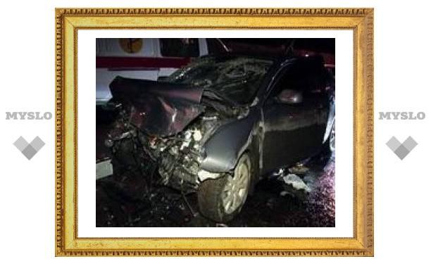 На тульских дорогах погибли 2 человека