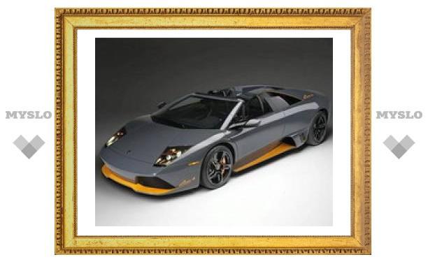 Lamborghini представила эксклюзивную версию Murcielago