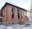 Сотрудники полиции и МЧС выясняют причины пожара в тульском фитнес-клубе: фоторепортаж