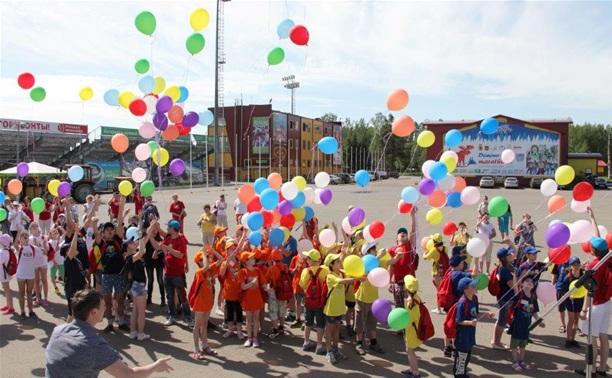 Юные туляки приняли участие во Всероссийской Диаспартакиаде