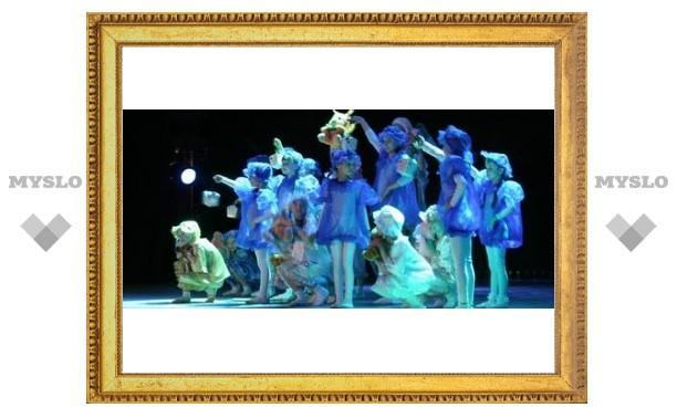 Юные танцоры собрали в Туле аншлаг