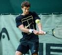 Теннисист Андрей Кузнецов вышел в 1/16 турнира в Мадриде