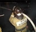 В Щёкинском районе мужчина погиб в горящем строительном вагончике