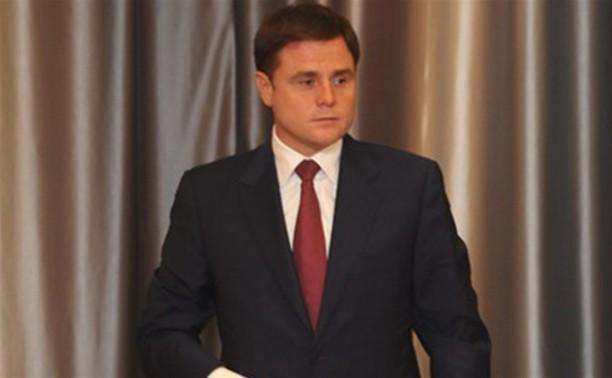 Губернатор Тульской области Владимир Груздев занимает 11 место в рейтинге цитируемости