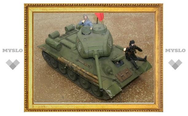 В Туле пройдет танковый биатлон