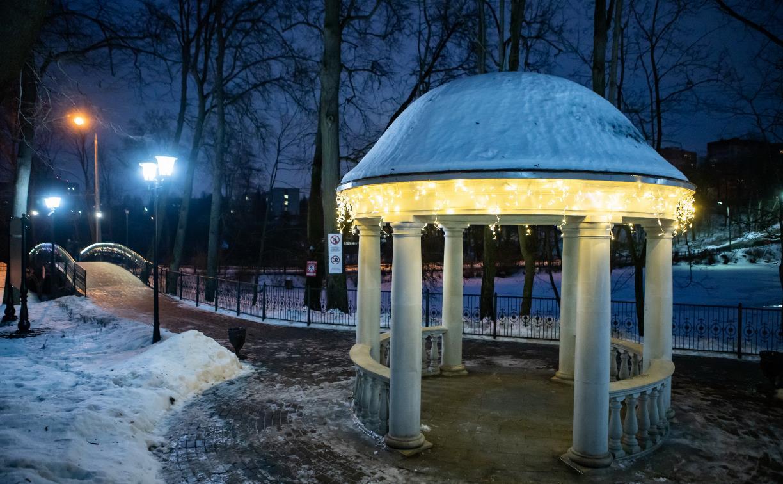 Весной 2021 года в Платоновском парке начнут ремонтировать плотину и чистить большой пруд