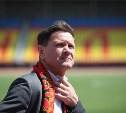 Дмитрий Аленичев планирует посетить игру «Арсенал» – «Спартак-2»