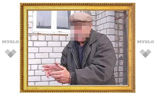 В Тульской области зверски убита пенсионерка