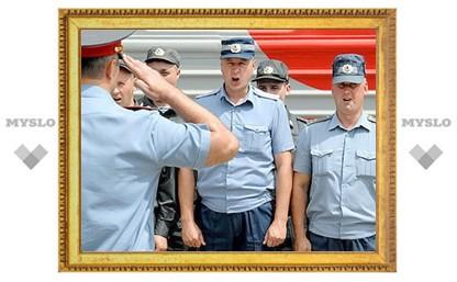Тульская полиция в числе лучших по стране