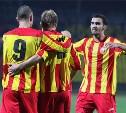 «Арсенал-2» сыграл вничью с пензенским «Зенитом»