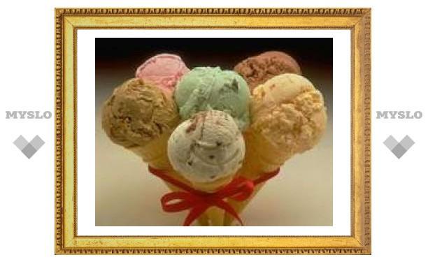 Какое мороженое любят туляки?