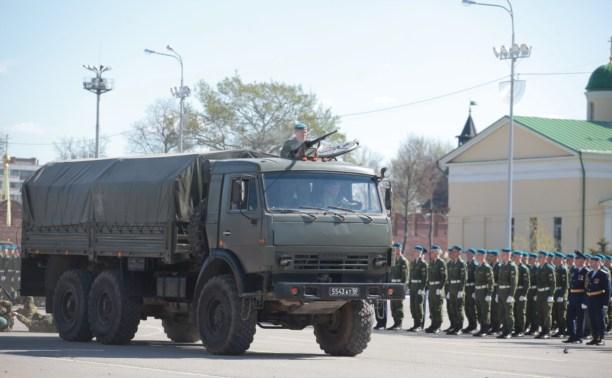 Российских солдат обяжут мыться не реже двух раз в неделю
