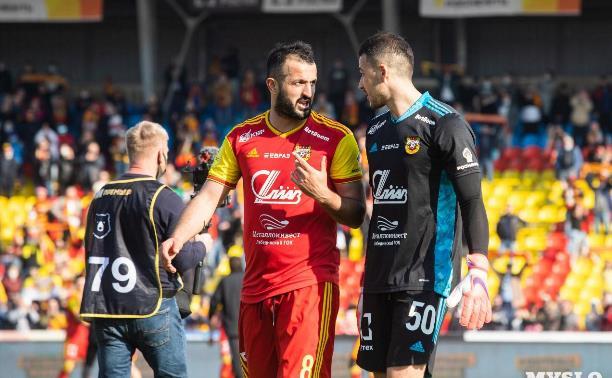 «Арсенальцев» Аджоева-младшего и Григалаву дисквалифицировали на три матча