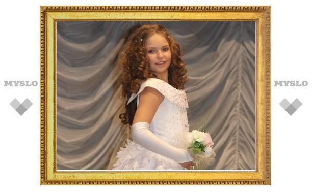 Настя Сивова стала второй Принцессой мира