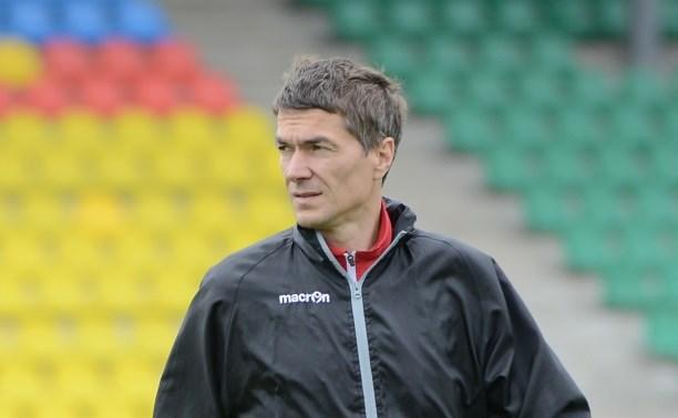 Задай вопрос новому главному тренеру тульского «Арсенала»