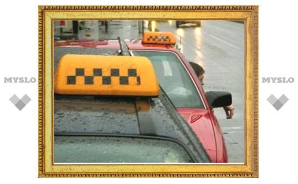 Таксист стал жертвой ночных грабителей