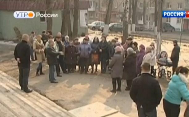 Жители Болохово сидят без питьевой воды