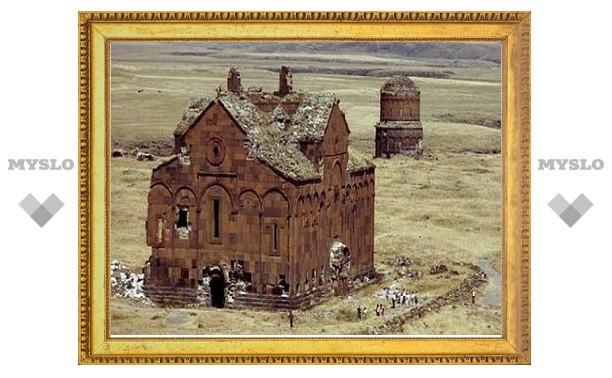 Городу 1001 церкви - Ани – исполнилось 1050 лет