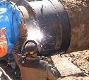 Как идет монтаж водовода, питающего водой Пролетарский округ Тулы: фоторепортаж