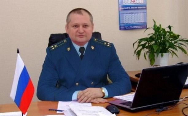 Геннадий Поляков исполняет обязанности руководителя СУ СК по Тульской области
