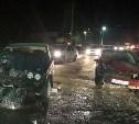 В Скуратово в ДТП пострадали пять человек