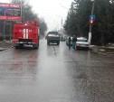 В Новомосковске водитель «Хонды» сбил 14-летнюю девочку