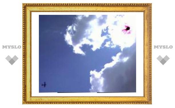 НЛО над Тулой