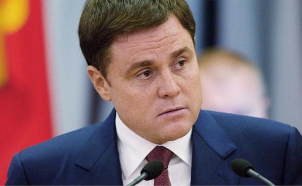 Владимир Груздев стал 4-м в медиарейтинге губернаторов ЦФО