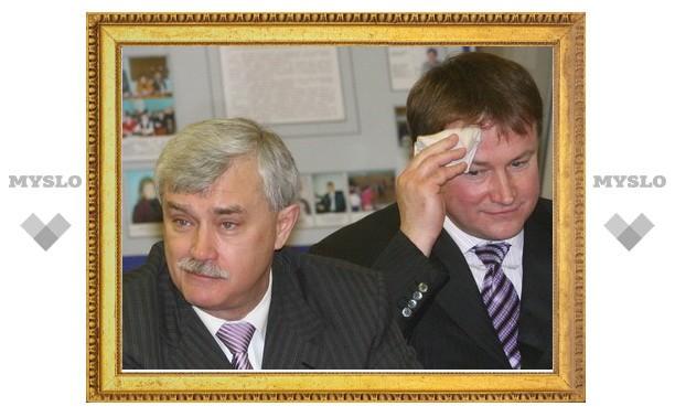 Георгия Полтавченко не будут допрашивать по делу Дудки