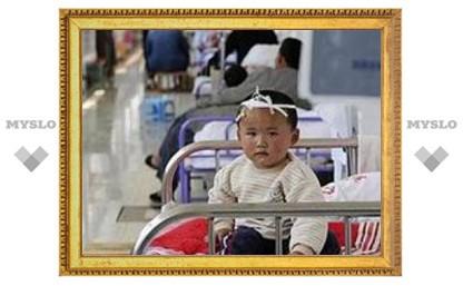 Вспышка инфекции в Китае: 20 детей погибли, более полутора тысяч заражены