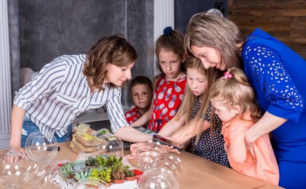 Хендмейд: Флорариумы, или Новое хобби для всей семьи