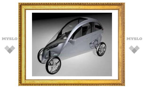 Австралиец создал сверхустойчивый гибрид автомобиля и мотоцикла
